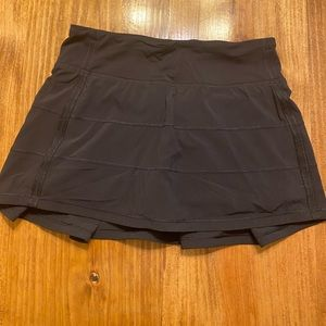 Lululemon Pleated Skirt